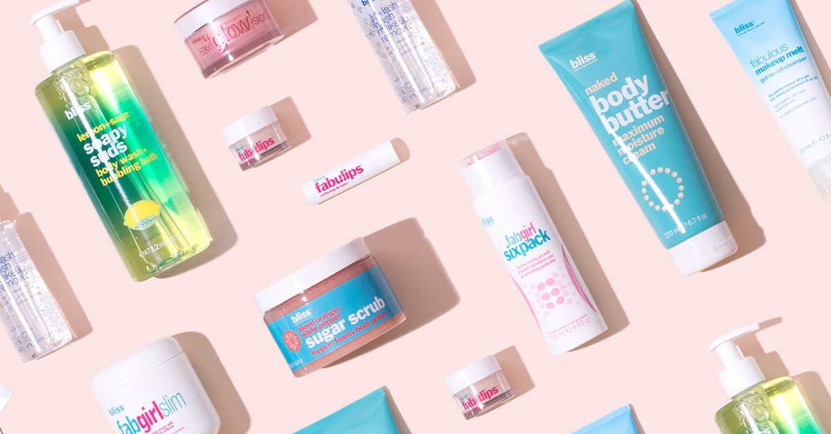 Practice a little self-care this holiday season with all-new products from @blissworld. https://t.co/n981czz3Zq