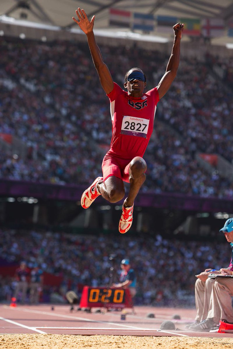 """""""For those determined to fly, having no wings is just a little detail."""" #TBT #London2012"""