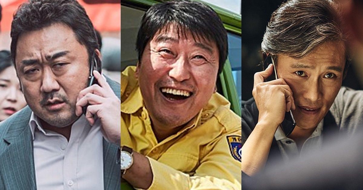 1위 송강호, 2위 마동석, 3위 이병헌. 올해를 빛낸 영화배우 설문조사 결과. https://t.co/qZWJubJOyC