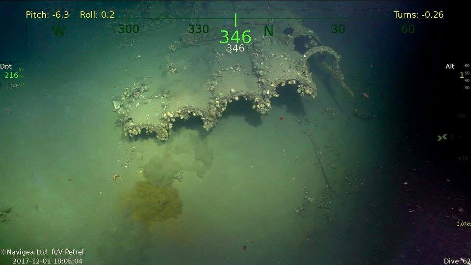RT @nerigoma: 島風あああああああああ 五連装魚雷発射管が見れるなんて信じられん・・・ ポールありがとうありがとう https://t.co/QQCur8poQS