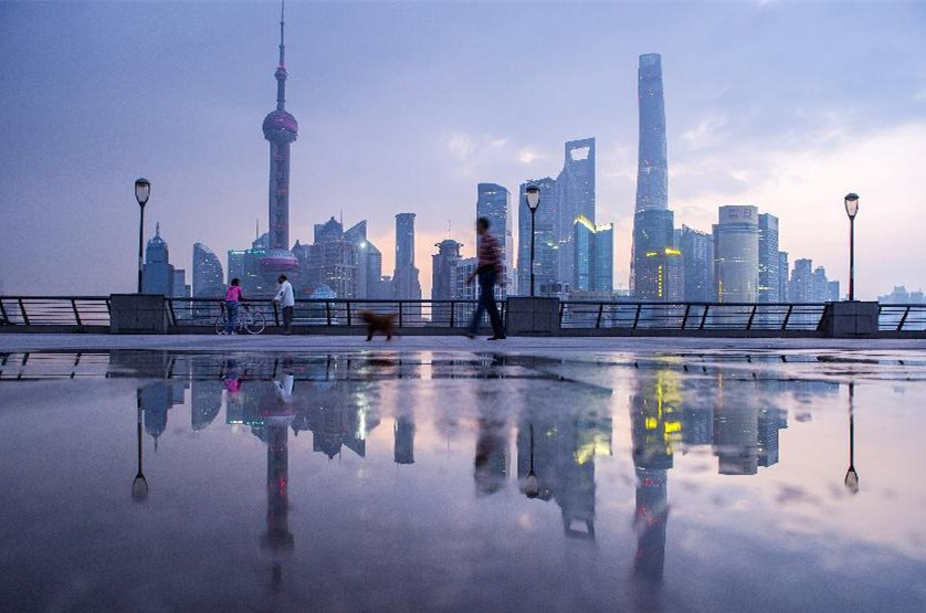 Urban power shifts from West to East: Shanghai, Beijing, Guangzhou, and Tianjin in China will all join the world's top 10 cities by GDP in 2035, according to an Oxford Economics study