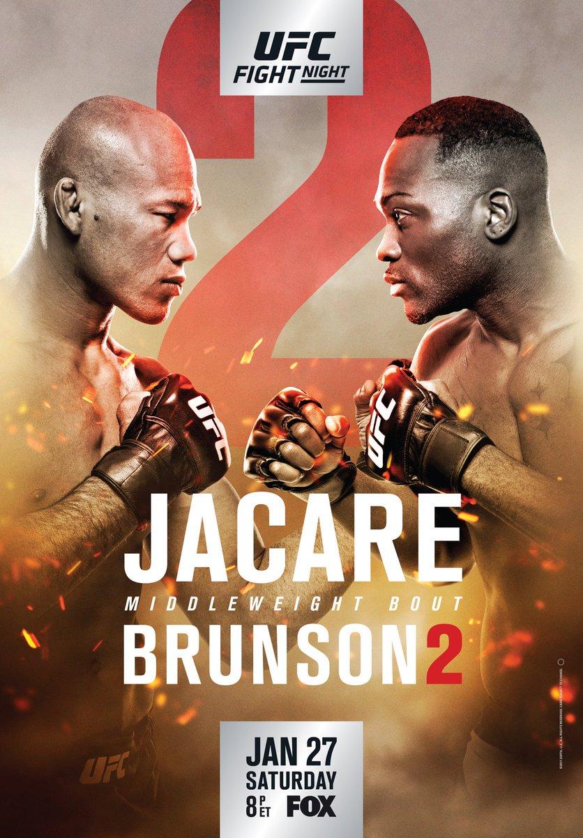 official jacare vs brunson up next ufc ufc fight club. Black Bedroom Furniture Sets. Home Design Ideas