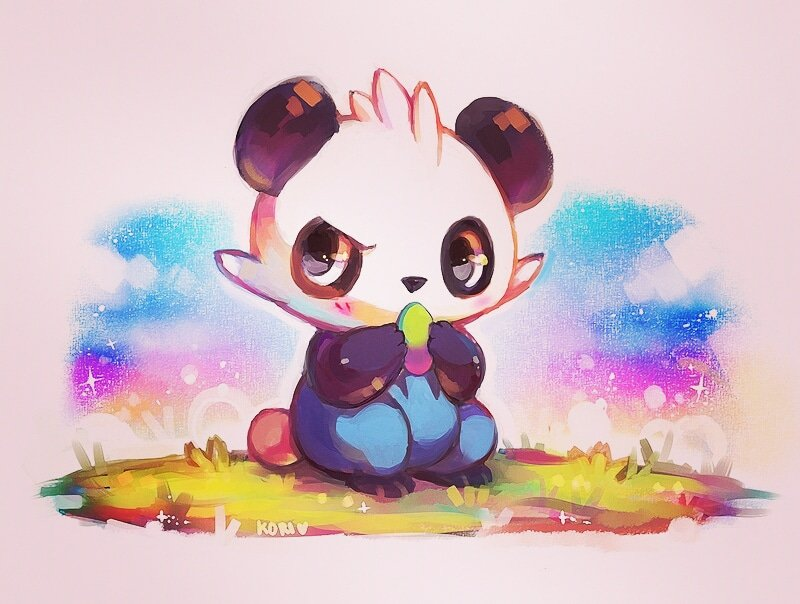 RT @koriArredondo: A pancham I made om 2014 #pokemon #pancham https://t.co/uBxNdN13MK