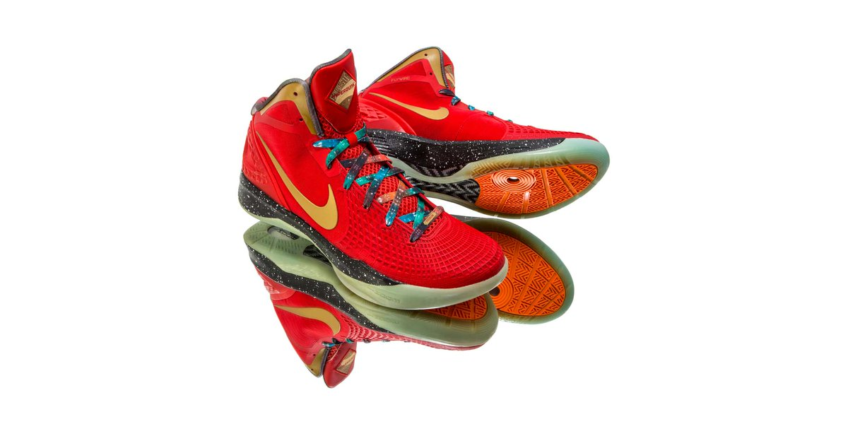 brand new e3f8d 424d9 ... where to buy flight club on twitter nike zoom hyperdunk 2011 galaxy all  star sample find