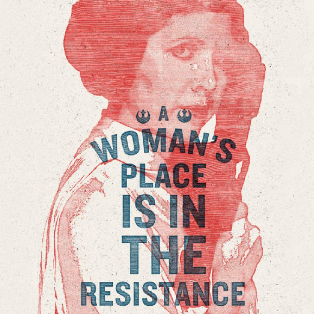 We hear the women in @StarWars #TheLastJ...
