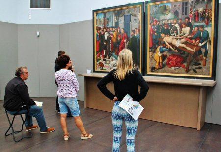 Brujas - Museo Groeninge, más allá de lo...