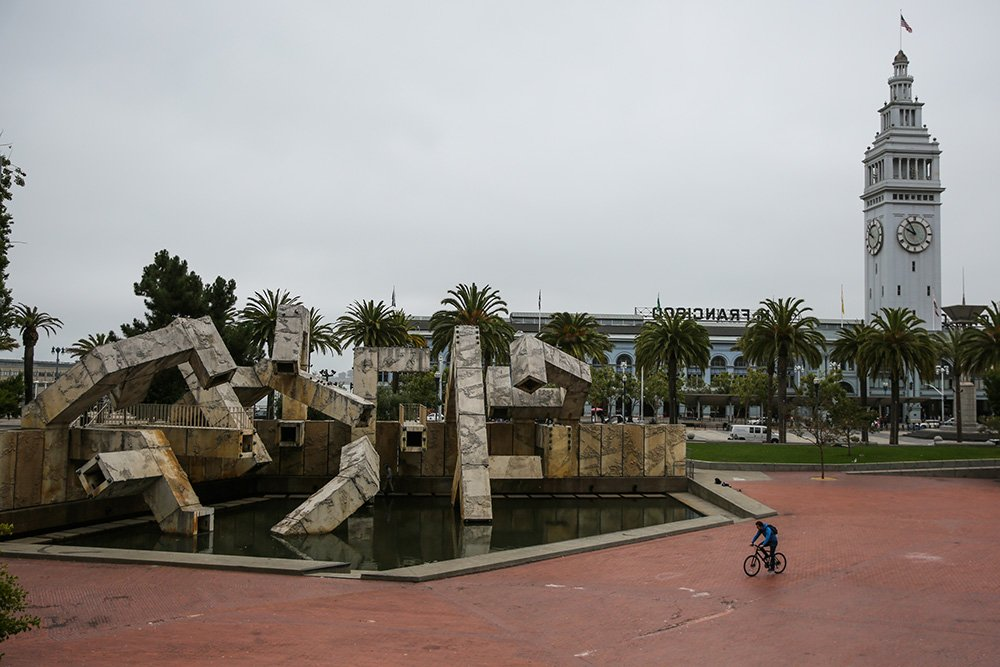 Justin Herman Plaza is being renamed. What should S.F. call it? https://t.co/EYAiwykIrB