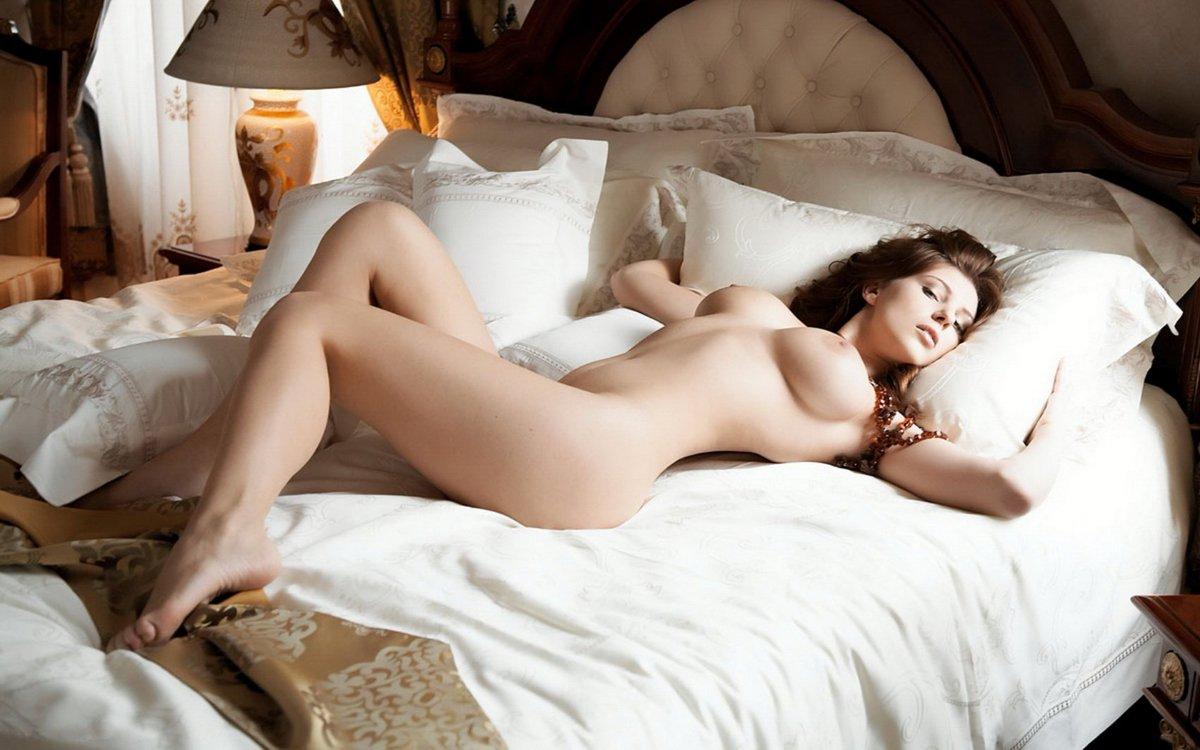 Женщины в постели красивые видео — 12