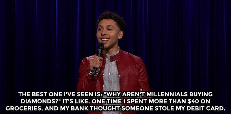 'I would love to get a chain, but first I've got to stop looking at salmon as a high-risk investment.' - @jaboukie https://t.co/SmlNPItfNI