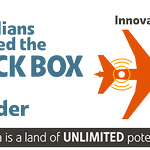 The black box – an Australian invented device that records flight data – has revolutionised global aviation safety. Read the history here: https://t.co/Rp1vq3uXiH
