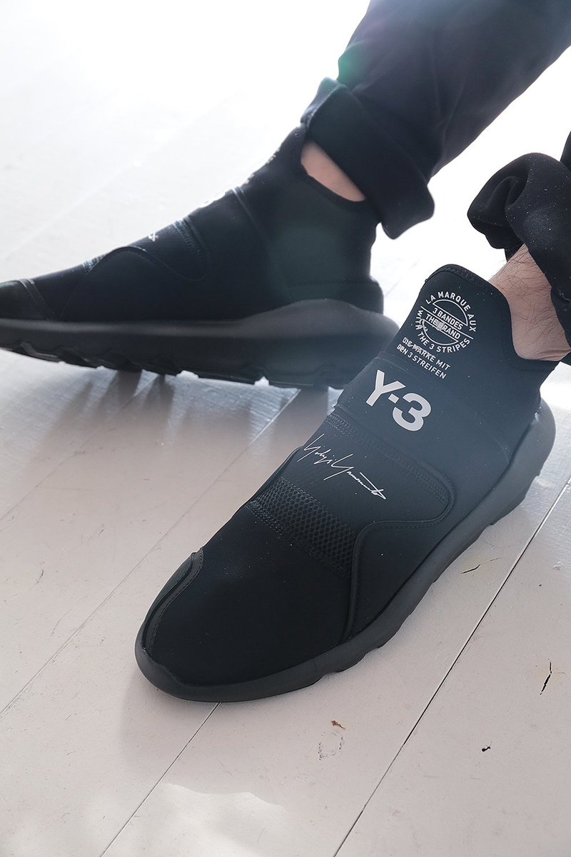 sports shoes 9097d 67cfb 更新情報 Y-3 -18SS 1st delivery- 新作計9品番ホームページ上に公開致しました。  httpswww.acacia-style.combrands2 Y3 adidas yohjiyamamoto 山本耀司 ...