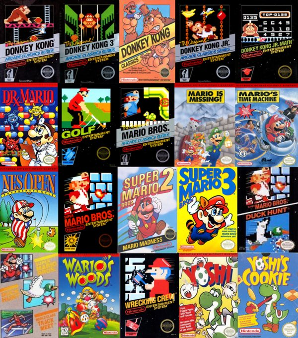 Some awesome #Retrogaming collages by Sonictoast on @DeviantArt  #gamersunite #Gaming #RT  See more of their art here  https:// sonictoast.deviantart.com  &nbsp;   <br>http://pic.twitter.com/jnhxnBE3FT
