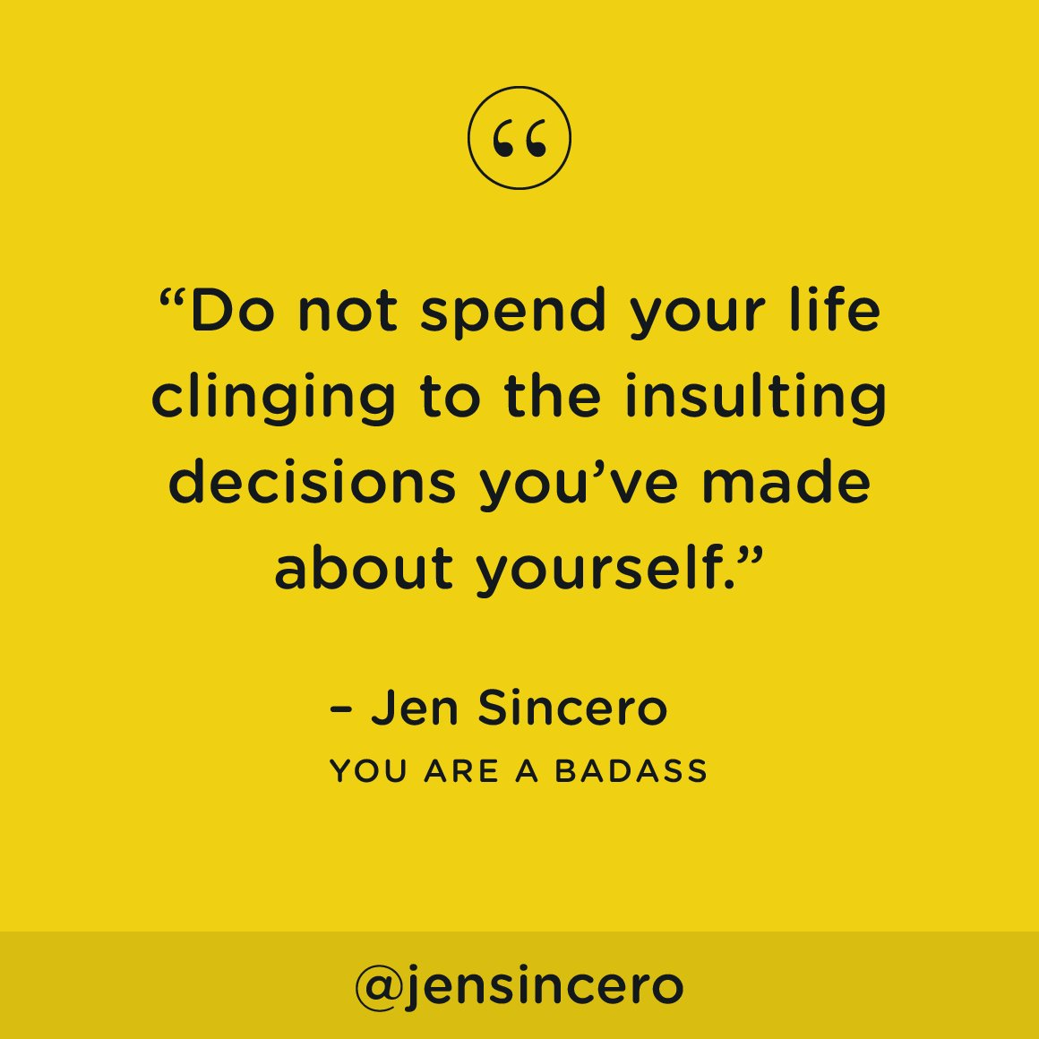 Free yourself from the drama and the conviction that your current version of yourself is the truth. #youareabadass #QOTD <br>http://pic.twitter.com/edYE1txrPr