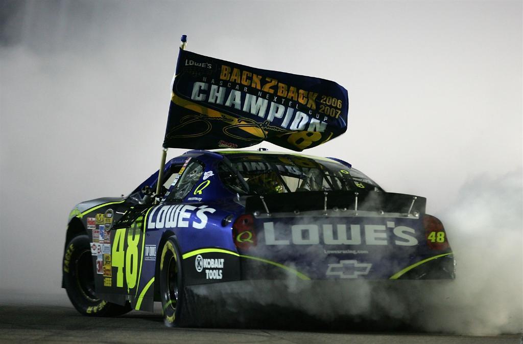 RT @NASCAR: Cue the #TBT! @JimmieJohnson through the years: https://t.co/eVJMARJnWa https://t.co/e9NTlMqLvW