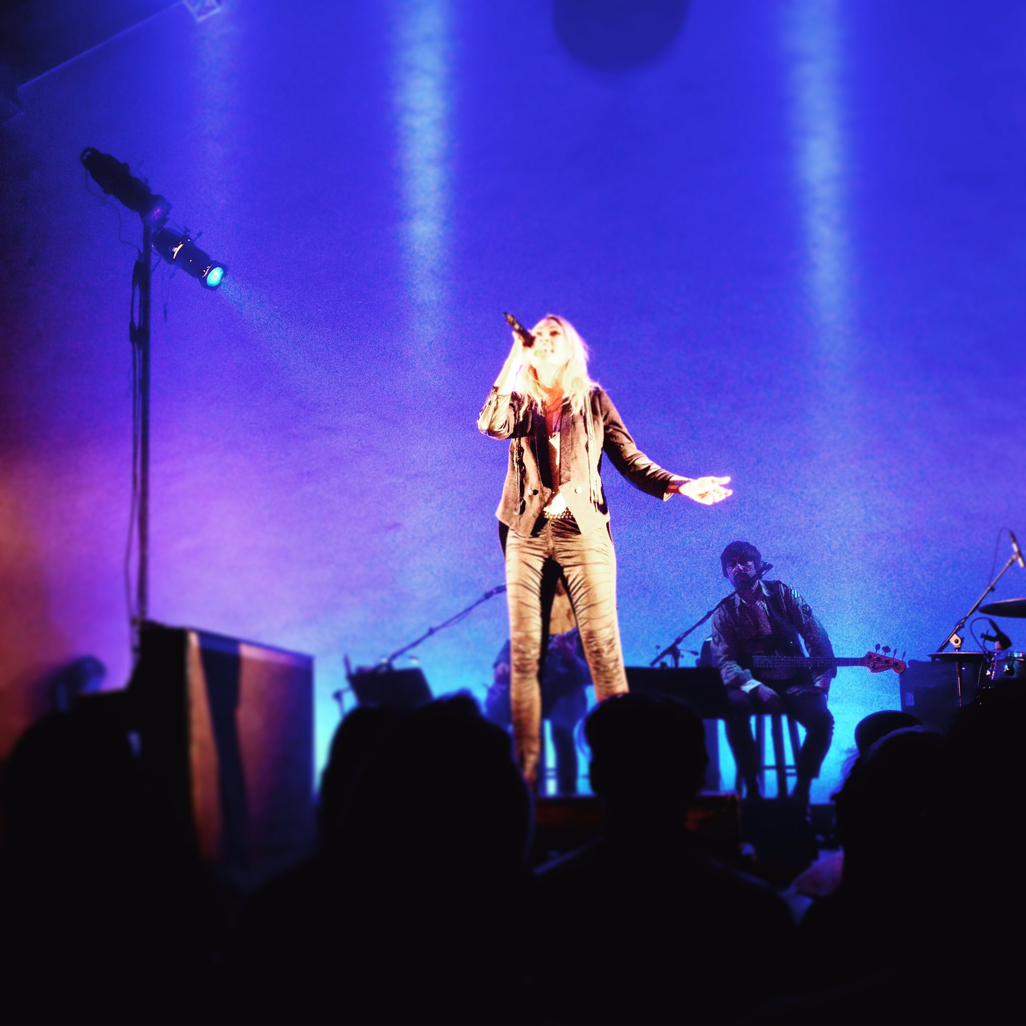Emily Haines & The Soft Skeleton at the Hollywood Forever Cemetery was spectacular the other night. https://t.co/Yv5GafeDB8