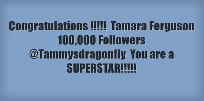 Follow @Tammysdragonfly SUPERSTAR!!!!! Thanks for making the strategies shine!!! If Tammy can do it, you can too! https://t.co/hzpxEkbK6I