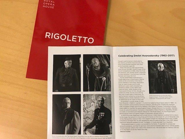 Лондонский Ковент-гарден посвятил Хворостовскому премьеру оперы 'Риголетто'  https://t.co/5r2sNCqXa5