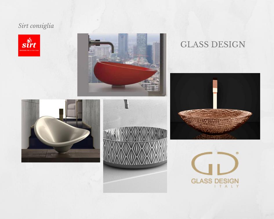 Esposizione Accessori Bagno.Sirt On Twitter Sirt Consiglia Glassdesign Eccellenza