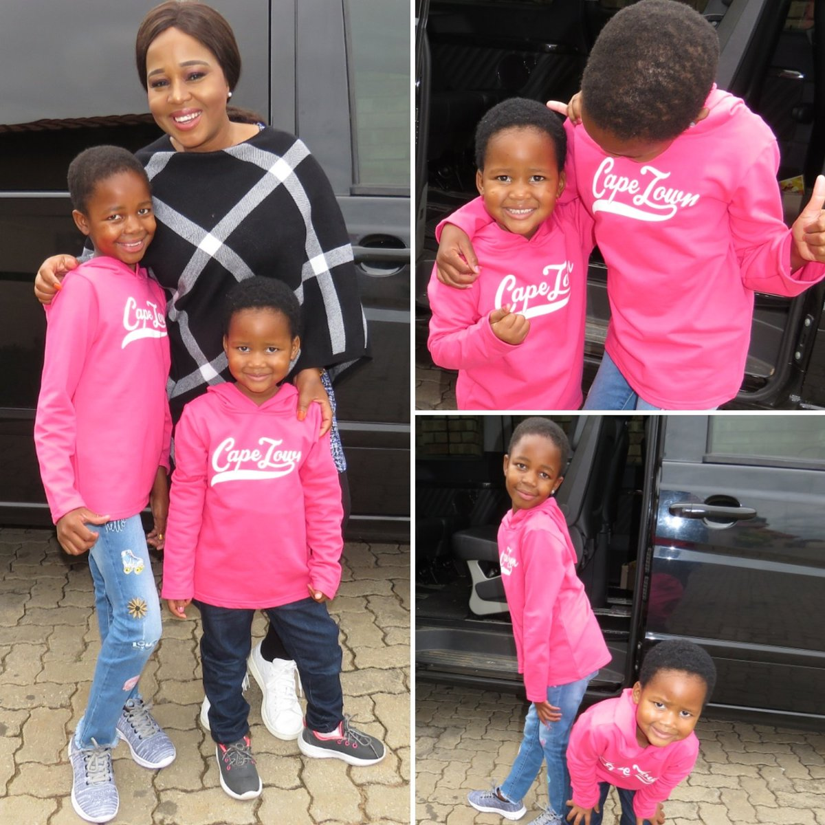 "Winnie Mashaba Outfits: Winnie Mashaba On Twitter: ""With Them Around, 😍My Life Is"