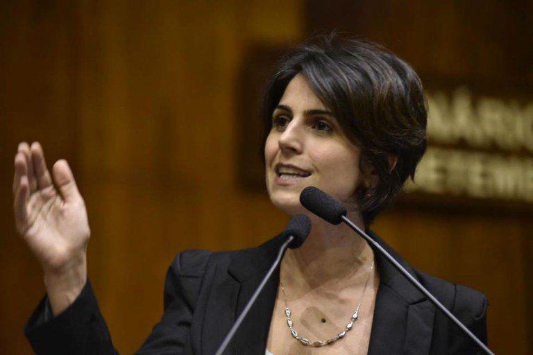 "Manuela rebate Ciro Gomes: ""Justiça boa é a que respeita direito de defesa"" https://t.co/fGBgLOtx10"