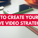 How to Create Your 2017 Live Video Strategy: https://t.co/3daahIeC7e #livevideo #facebooklive #periscope #instagramlive #videomarketing