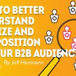 Do you know if you're wasting great content on the wrong people? https://t.co/v3PVGh8rED by @JeffLHerrmann