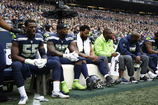 How the Seattle Seahawks became the social justice warriors of the NFL https://t.co/SbY6lABZOt