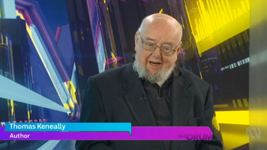 '#RoyalCommission has left Catholics discombobulated. It has blown out of the water forever the normal defenses of 'just a few bad apples' - there is something wrong with the whole orchard' Thomas Keneally #TheDrum