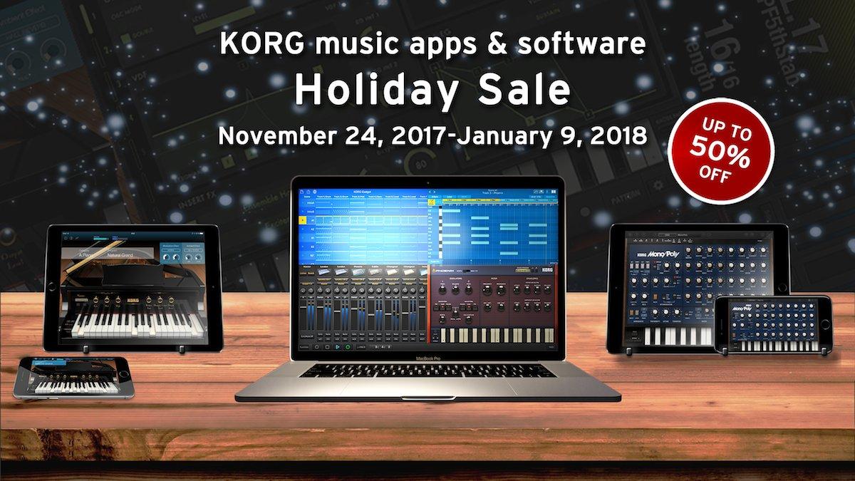 KORG apps on Twitter:
