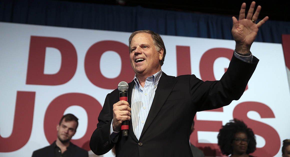 Democrat's win in Alabama shakes up Senate battles https://t.co/EiHQmohlZ8