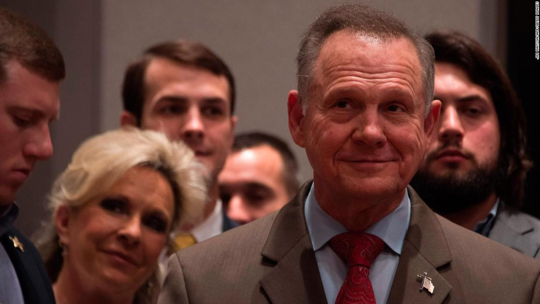 Could the next Roy Moore be awaiting Rep...