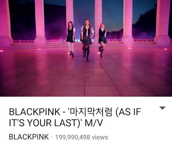 I hope we get #blackpink #tv news along with the congratulatory post later for 200m views @ygent_official <br>http://pic.twitter.com/nWgOayLTdg