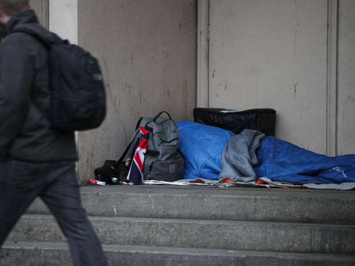 Sadiq Khan to open emergency shelters for homeless for every day of sub zero temperatures this winter https://t.co/Bv6NN1ZBvY
