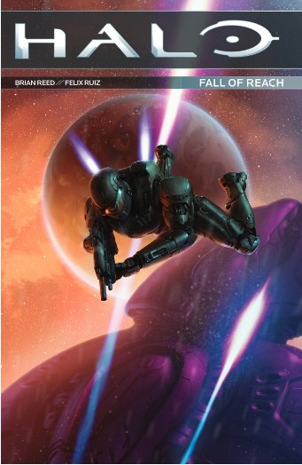Dark Horse Comics On Twitter Halo Fall Of Reach Is A Graphic