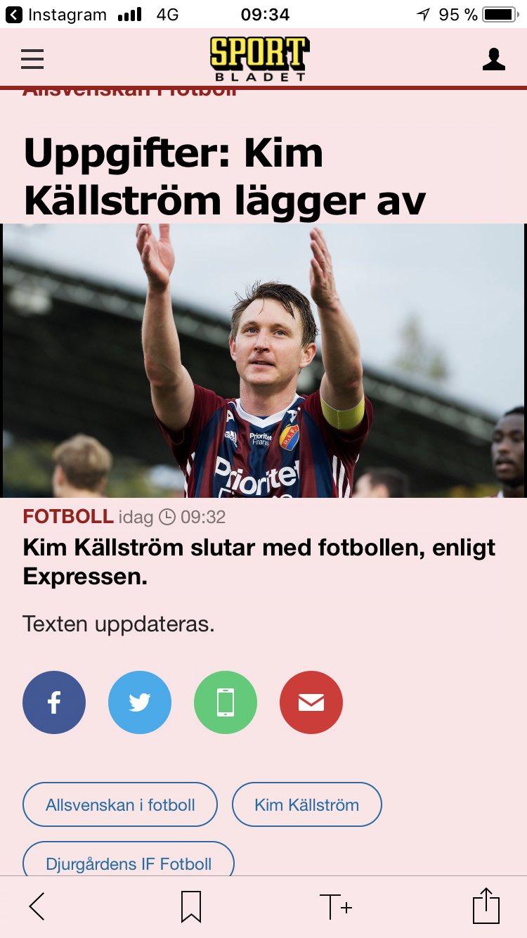 Fernando Holmqvist Amu On Twitter Mindre Skarp Journalistik Dif Djurgardenfotboll