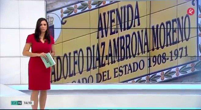 El nombre de la Avenida Adolfo Díaz-Ambrona forma parte de la propaganda franquista. Es la catalogación que hace la @DipdeBadajoz y por eso pide al @aytodebadajoz que cambie su denominación para acceder a ayudas provinciales. El consistorio pacense ha mostrado su rechazo. #EXN https://t.co/SwQyaciUNW