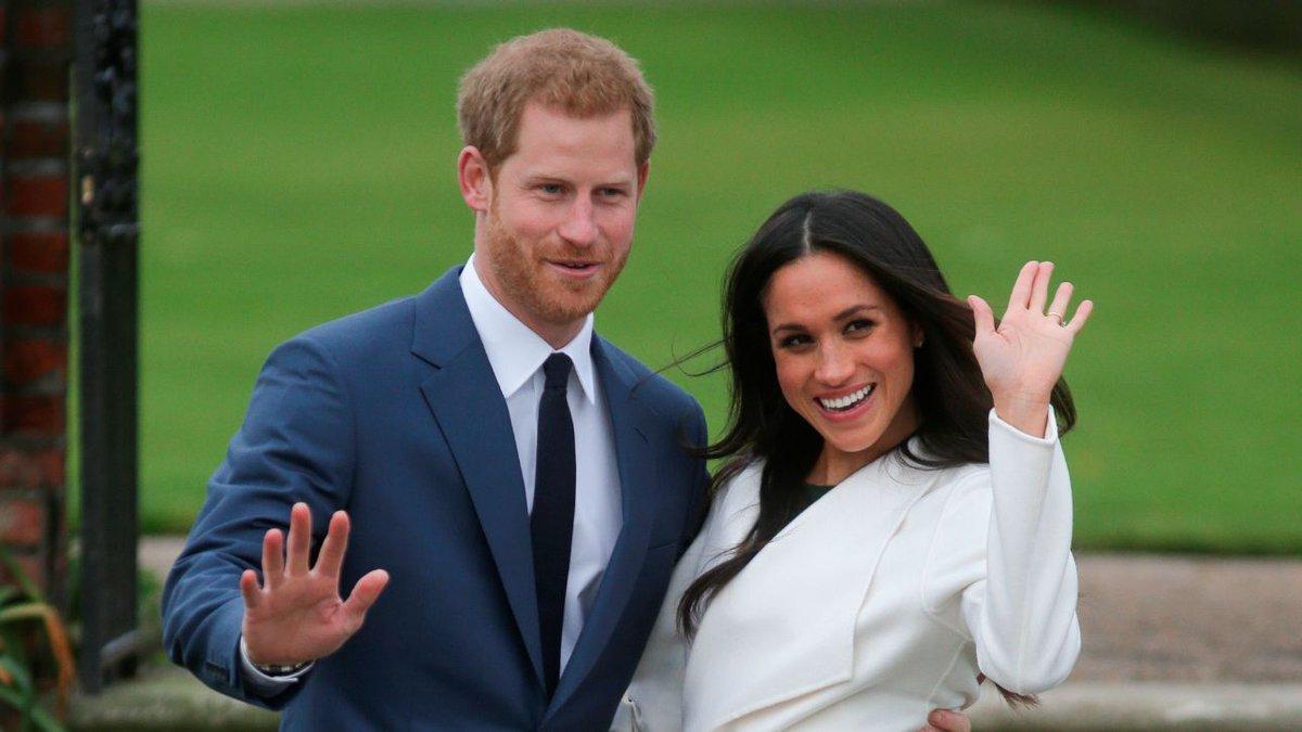 Gb, il principe Harry e Meghan Markle si sposeranno il 19 maggio  #Gb https://t.co/xRoXijmQ6N