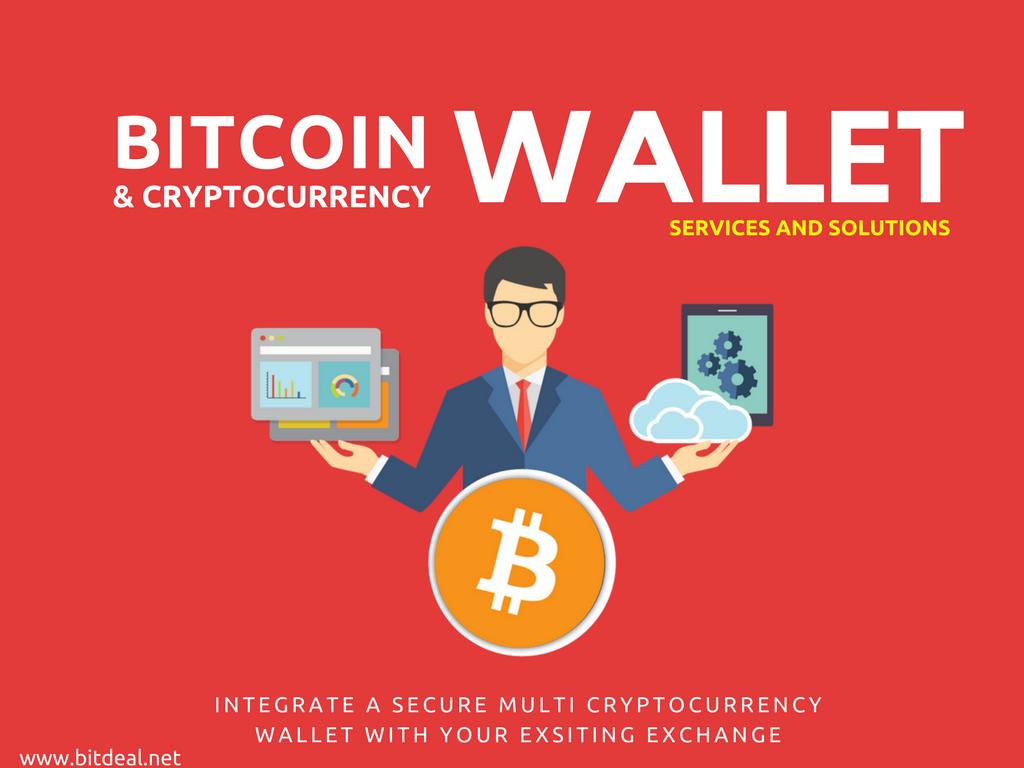 bitcoin wallet service provider