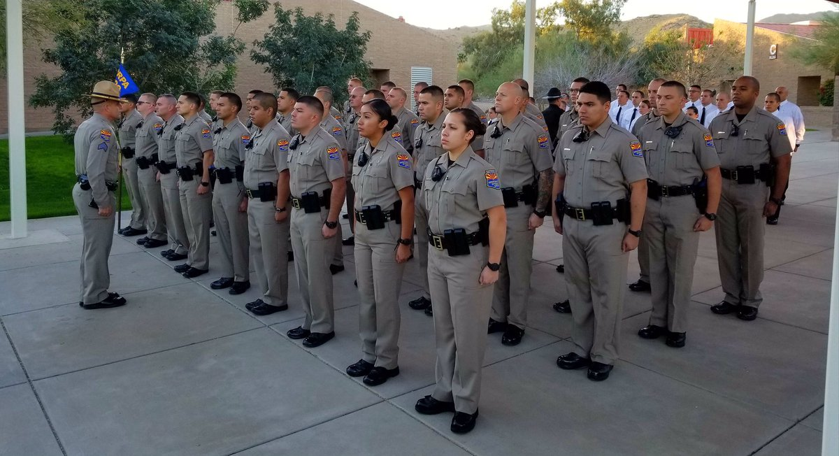 dept  public safety on twitter   u0026quot state trooper cadet class