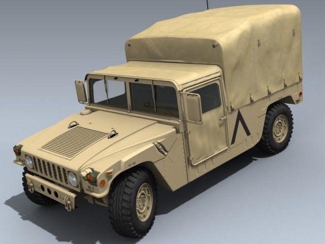 #M998 #HMMWV Cargo Type (Desert) #3d #Model by Mesh Factory  https:// buff.ly/2BrtpxP  &nbsp;   #3dmodeling #3DModels #3dsmax #maya #lightwave3d #cinema4d #cgi<br>http://pic.twitter.com/deoWnM6hOo