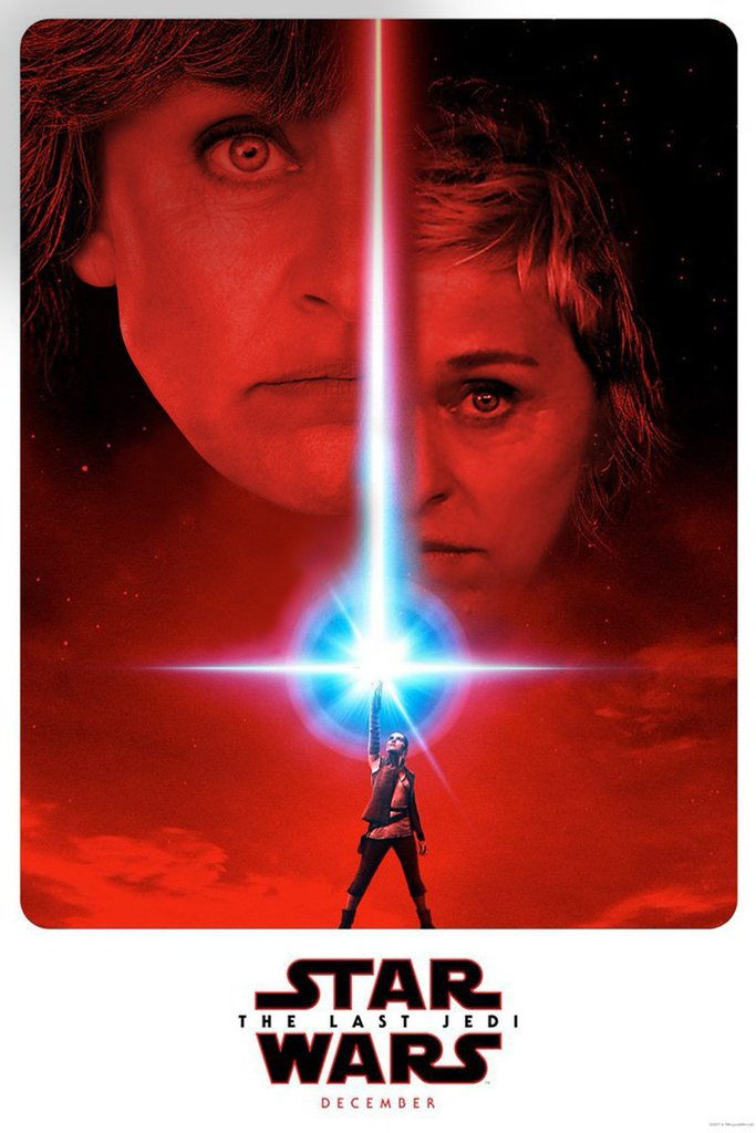 Who's excited for #TheLastJedi? https://...