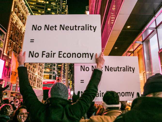 California, Washington and NY to take action after net neutrality vote https://t.co/JAfF6u95O4