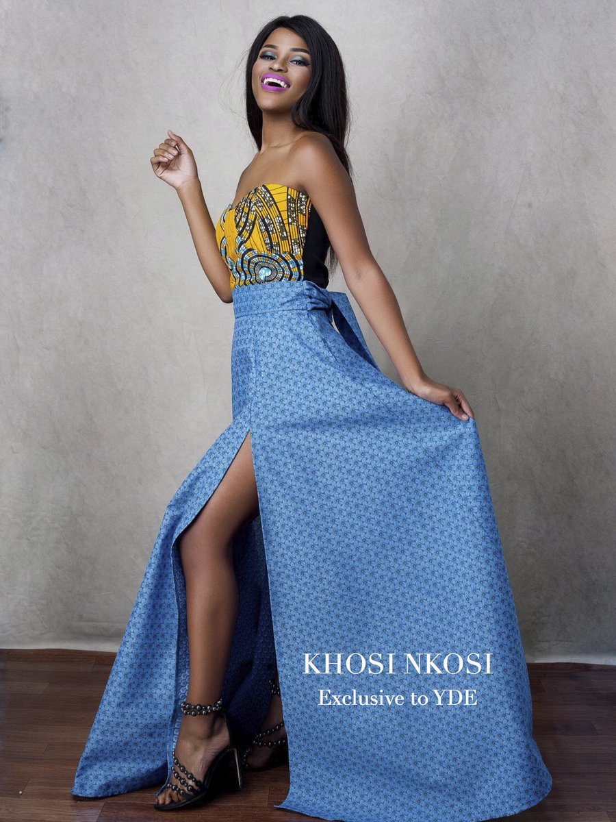 Bossladieskillingit On Twitter The Khosinkosi Lihle Dress