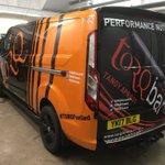 It's a wrap! #TORQ #NewVan #VehicleWrapping #TORQFuelled #PerformanceNutrition
