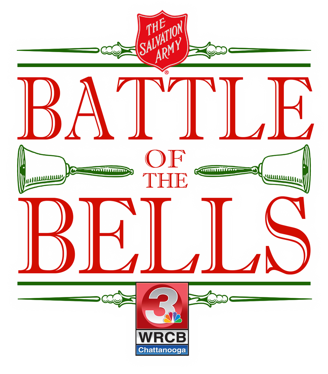 Join us at Hamilton Place Mall today as we collect donations for the Salvation Army's 'Battle of the Bells'.