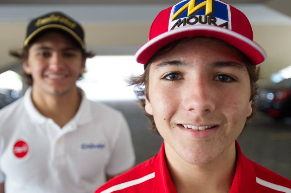 Piloto da Ferrari aos 16 anos, Enzo Fittipaldi se espelha em Vettel e Raikkonen https://t.co/GTND36JGDG  https://t.co/LJ4lpbzGah #f1