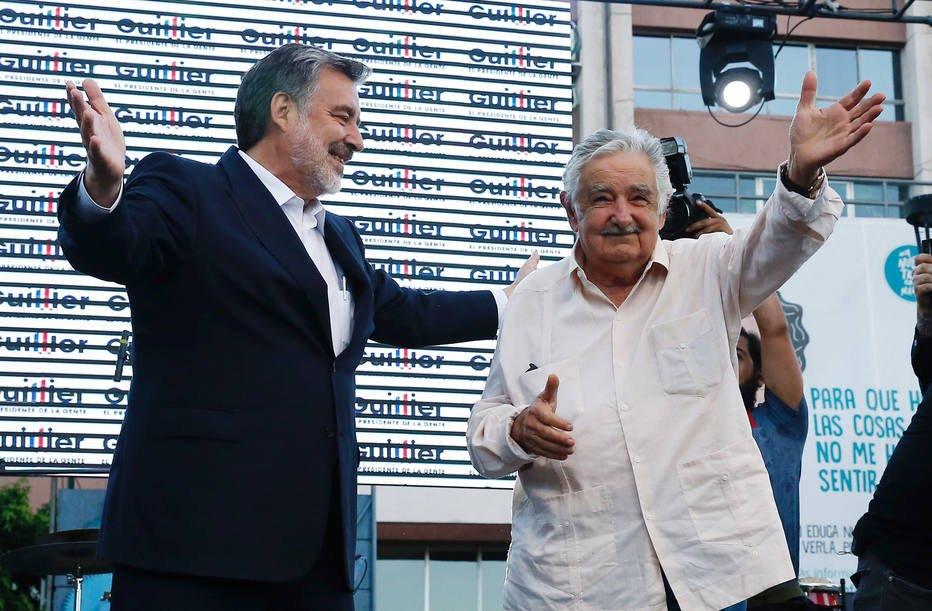 RT @Estadao: Com Mujica, esquerda se une em reta final de eleição para presidente no Chile https://t.co/3DJ12B6CBv https://t.co/wlLOJTOrcb