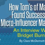 How Tom's of Maine Found Success in Micro-Influencer Marketing https://t.co/Pdm4JrobEp