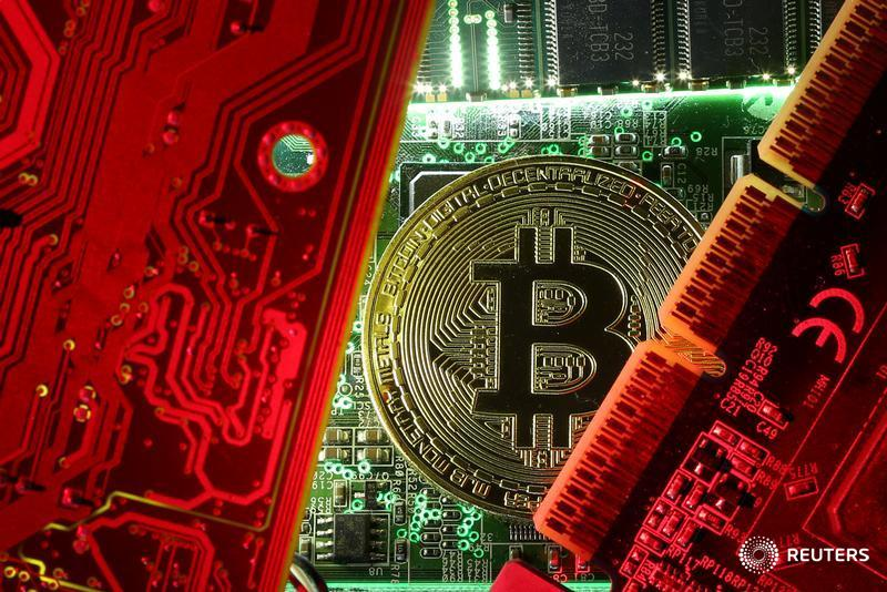 JUST IN: Bitcoin hits record high of $17,751 on Bitstamp exchange, up 8 percent on day