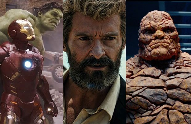 #Fantastic4 and #XMen can team up with #Avengers thanks to #DisneyFoxDeal https://t.co/yIaZrJq8KP